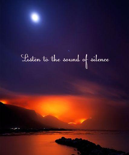 The Art ofSilence